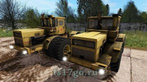 Мод «Kirovets K-701P» для Farming Simulator 2017