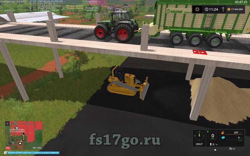 Мод Пак «Mod Сonstruction» для Farming Simulator 2017