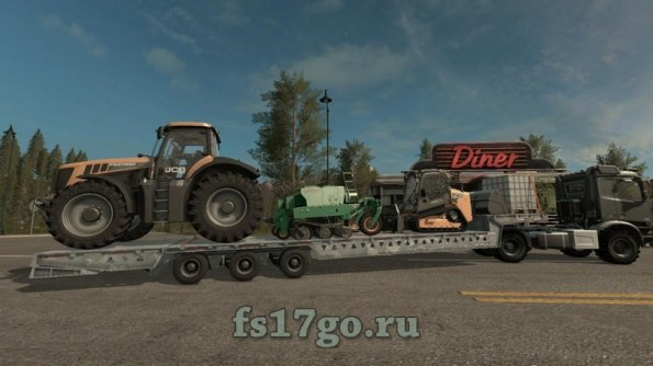 Мод «Load King Specialized BT» для Farming Simulator 2017
