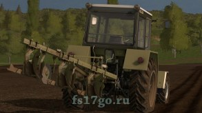 Мод «Fortschritt B-125» для Farming Simulator 2017
