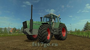 Мод «Fendt Favorit 620 - 626LS» для Farming Simulator 2017