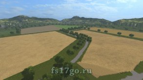 Карта «Tuscan Lands» для Farming Simulator 2017