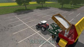 Мод «Hodgep EB-4 Trailer» для Farming Simulator 2017