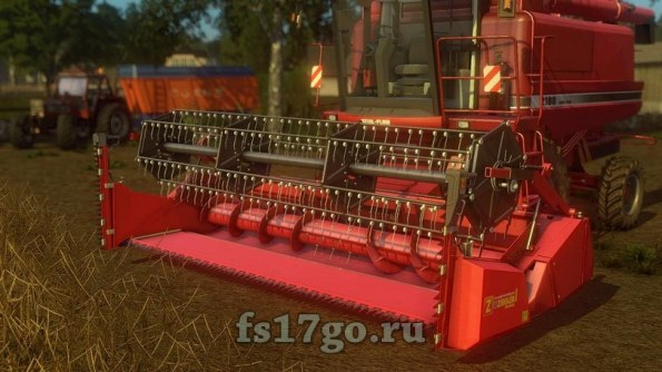 Мод «Case IH 1030 18FT» для Farming Simulator 2017