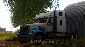 Мод «Freightliner Coronado» для Farming Simulator 2017