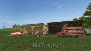 Мод «Small Bale Equipment» для Farming Simulator 2017
