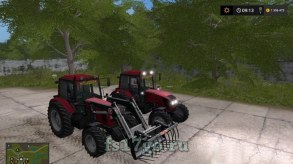 Мод «МТЗ-1220.3 Edit» для Farming Simulator 2017