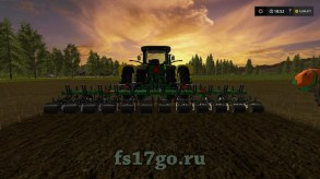 Мод «Unverferth Strip-Till» для Farming Simulator 2017