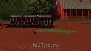 Мод «Semeato Sol Tower15 E VS Row» для Farming Simulator 2017