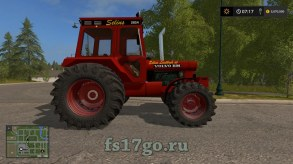 Мод «Volvo BM 2654 Edit» для Farming Simulator 2017