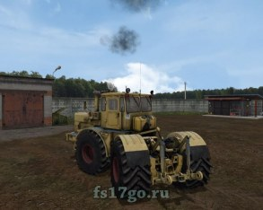 Мод «Кировец К-701 MR» для Farming Simulator 2017