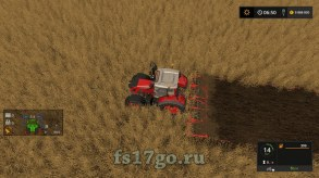 Мод «Jarmet 3M/5М» для Farming Simulator 2017
