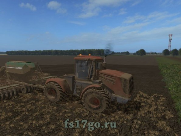 Мод «Кировец К-9450 MR» для Farming Simulator 2017