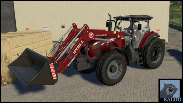 Мод «ST MAX 180 with Front Loader» для Farming Simulator 2019
