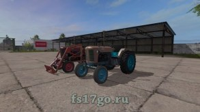 Мод трактор «МТЗ-5» для Farming Simulator 2017