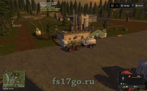 Карта «Volksvalley Map» для Farming Simulator 2017
