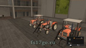 Мод «Ursus C330M Mariana» для Farming Simulator 2017