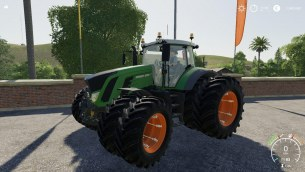 Мод «Fendt 900 Vario by Stevie» для Farming Simulator 2019