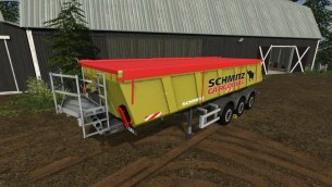 Мод «Schmitz CargoBull S.KI HEAVY 8.5» для Farming Simulator 2017