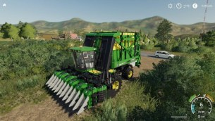Мод «CASE Module Express 635 By Stevie» для Farming Simulator 2019
