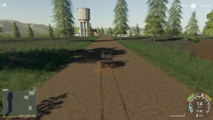 Карта «HorseTrailFarm» для Farming Simulator 2019