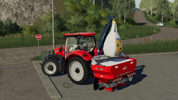 Мод «Bag'n' Lifter Pack» для Farming Simulator 2019