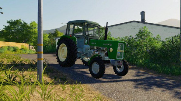 Мод «Ursus C360 Ziel» для Farming Simulator 2019