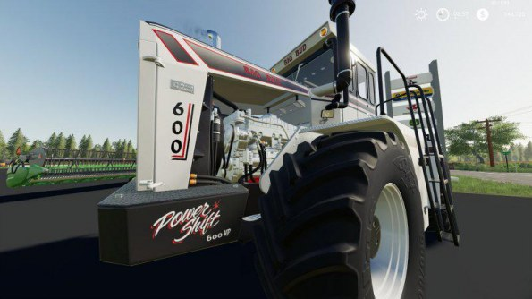 Мод «Big Bud 600» для Farming Simulator 2019