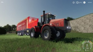 Мод «Кировец К-744 Р3» для Farming Simulator 2019