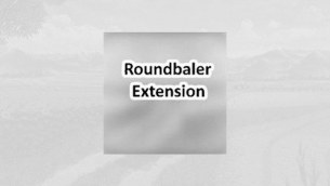 Мод Скрипт «Roundbaler extension» для Farming Simulator 2019
