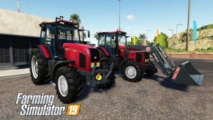 Мод «МТЗ-2022 В» для Farming Simulator 2019