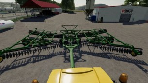 Мод «John Deere 2623 50FT» для Farming Simulator 2019