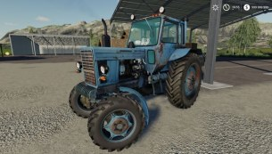 Мод трактор «МТЗ-82» для Farming Simulator 2019