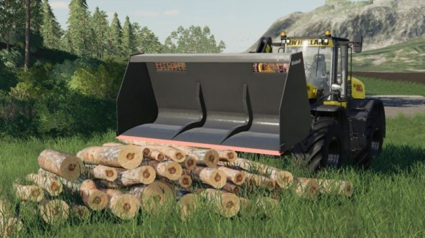 Мод «Biobeltz Light-Weight Bucket» для Farming Simulator 2019