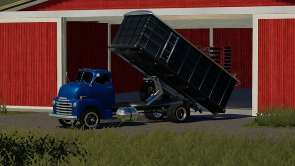 Мод «1948 Chevy Grain Truck» для Farming Simulator 2019