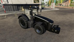 Мод «John Deere 8r Black Beauty» для Farming Simulator 2019