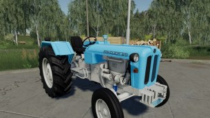 Мод трактор «Rakovica 65» для Farming Simulator 2019