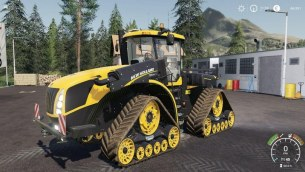 Мод «New Holland T9 Series by Stevie» для Farming Simulator 2019