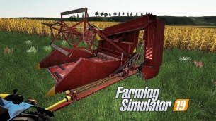 Мод «Гомсельмаш КСС-2,6» для Farming Simulator 2019