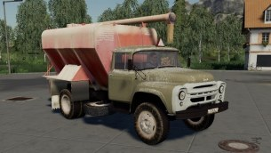 Мод «ЗиЛ-130 ЗСК» для Farming Simulator 2019