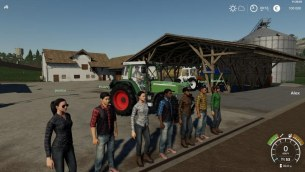Мод «Contractor Mod» для Farming Simulator 2019