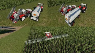 Мод «HS 8 Sprayers Support» для Farming Simulator 2019