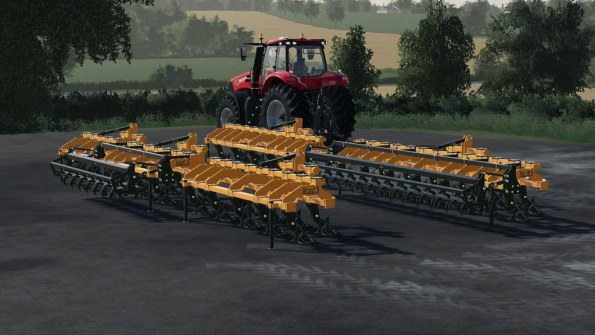 Мод «Dondi 800 series» для Farming Simulator 2019