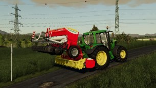 Мод «Pottinger vitasem 302» для Farming Simulator 2019