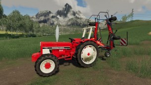 Мод «International Harvester 33 series» для Farming Simulator 2019
