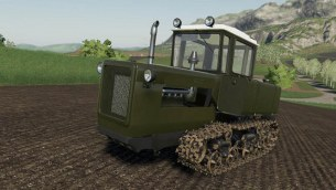 Мод «ДТ-75М» для Farming Simulator 2019