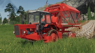 Мод «МТЗ-80ХМ и ХМП 1.8» для Farming Simulator 2019