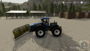 Мод «Degelman Blade» для Farming Simulator 2019