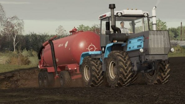 Мод «МЖТ-16» для Farming Simulator 2019