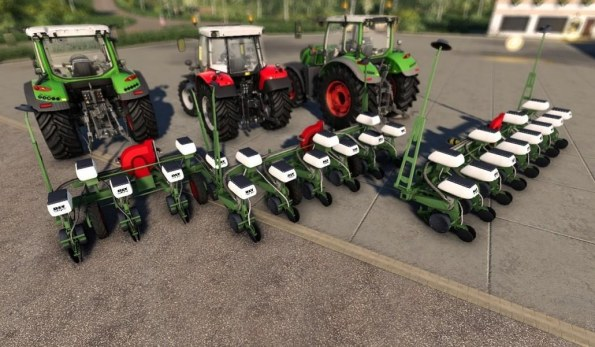 Мод «Nodet Serial Hatching Machines» для Farming Simulator 2019